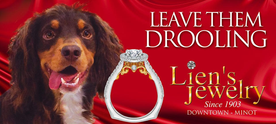 Lien's Jewelry - drool